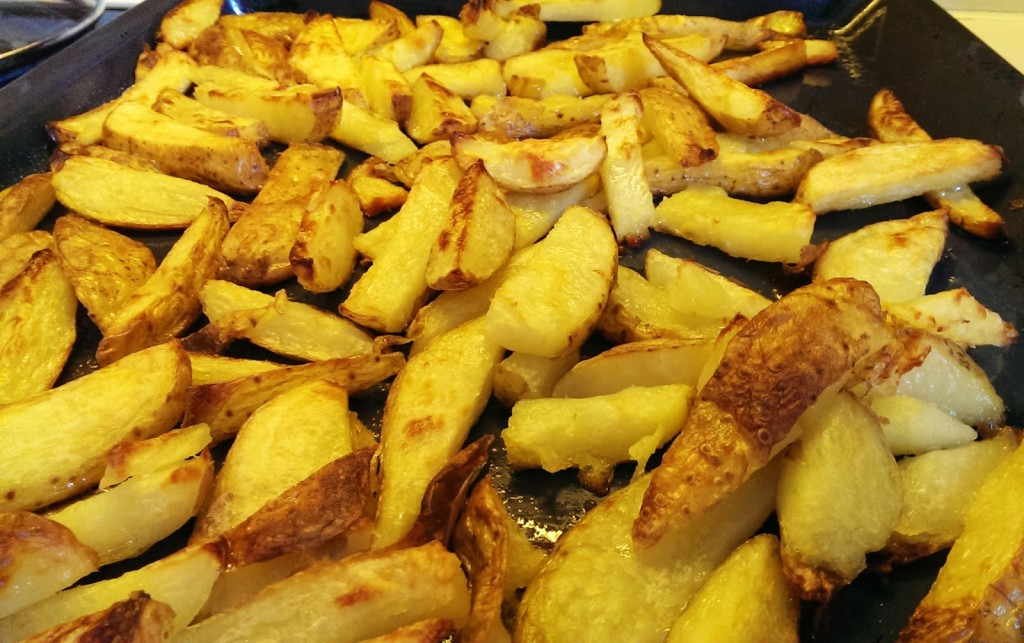 Leckere country Potatoes selbstgemacht