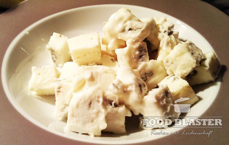 Lasagne mit Gorgonzola