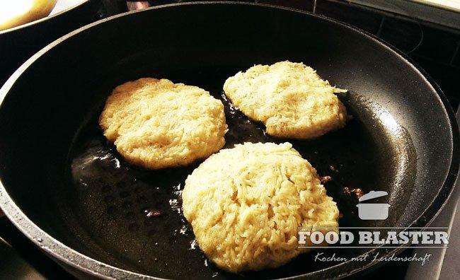Kartoffel Reibekuchen