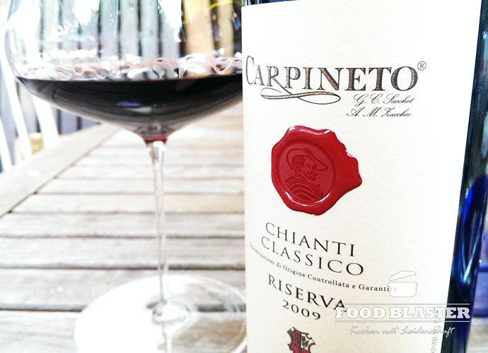 Rotwein von Carpineto