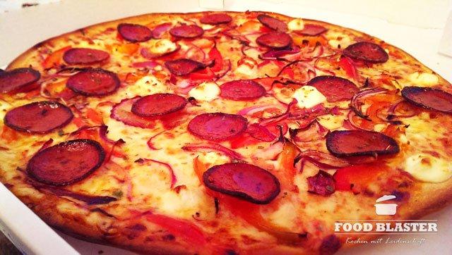 Pizza aus Eimsbüttel