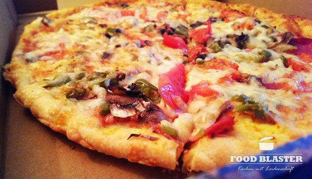 Beste Pizza in Hamburg Platz 2 - Pizzalieferant