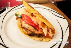 Taco Hähnchen und Soße