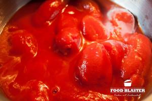 Tomaten aus der Dose