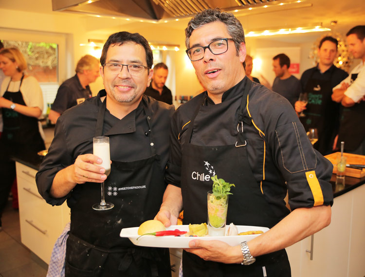Chilenisch kochen